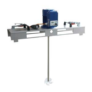 IBC Ruehrwerk Schnellmischer mit E-Antrieb VARIO 600 m Pas lebensmittelecht