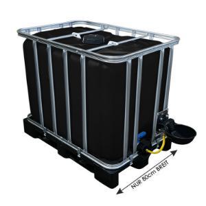600l-ibc-wassertank-in-schwarz-uv-schutz-mit-traenkebecken-auf-kunststoffpalette