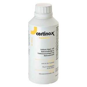 Tankreinigung Pulver Certinox TankRein mit Aktivsauerstoff
