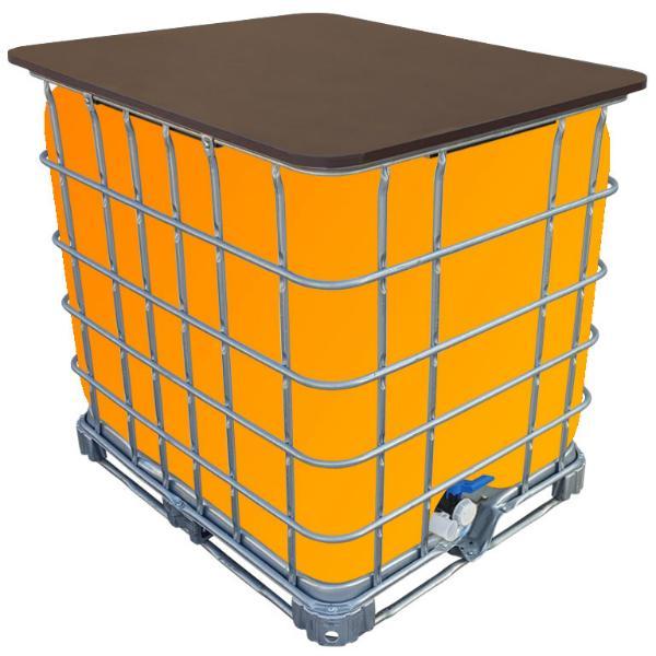 LED Kubik Stehtisch 1000 Liter