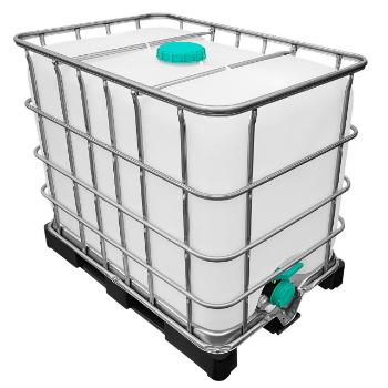 600l-ibc-wassertank-auf-kunststoffpalette-restentleert-sirup