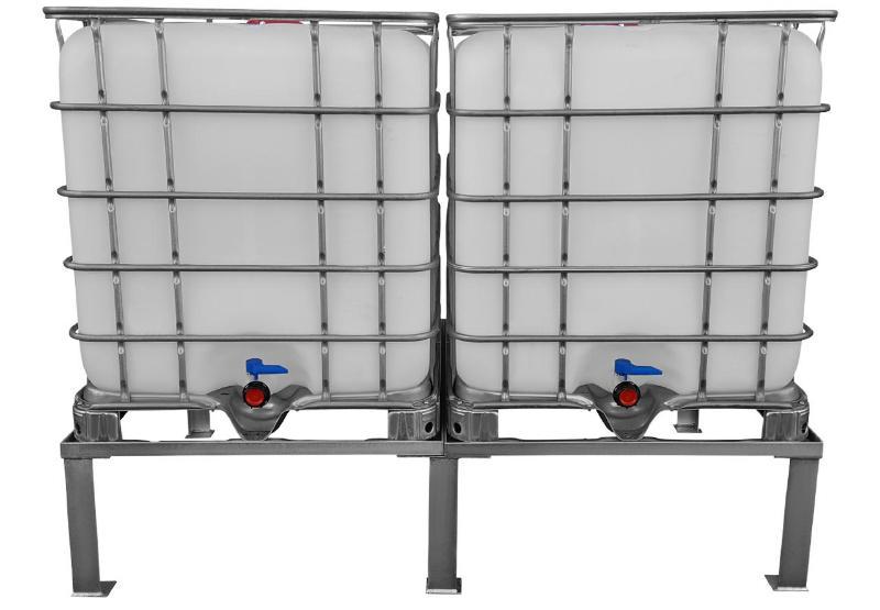 1000l IBC Untergestell (Erweiterungsmodul) Podest für Container