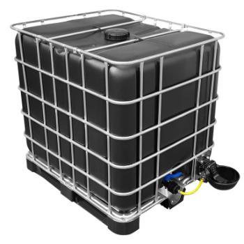 1000l-ibc-wassertank-in-schwarz-uv-schutz-mit-traenkebecken-auf-kunststoffpalette-neu