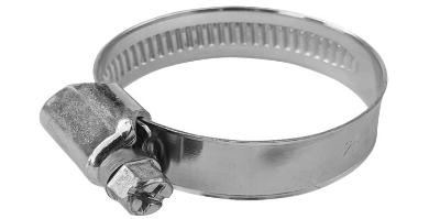 Schlauch Klemme 9mm Band (W1) DIN3017