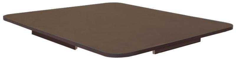 Tischplatte für IBC LED Kubik® als Stehtisch Tank