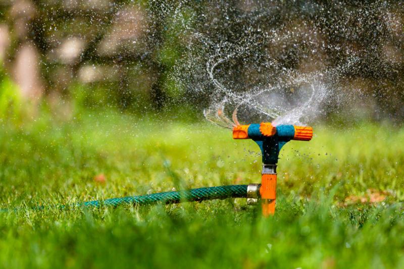 Gartenbewaesserung automatisieren