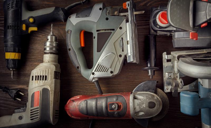 Benötigtes Werkzeug für einen Umbau eines IBCs zu einem Planschbecken