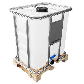 300l IBC Container UN-Zulassung auf Holzpalette NEU