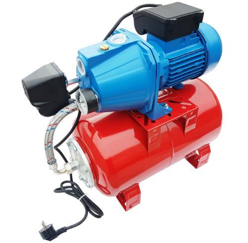 Hauswasserwerk Guss-Gartenpumpe 230V