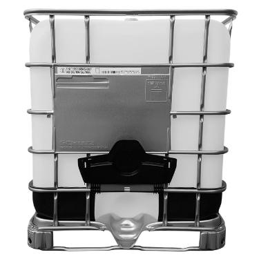 1000l IBC Container UN-Zulassung (CDS) auf Stahlpalette NEU