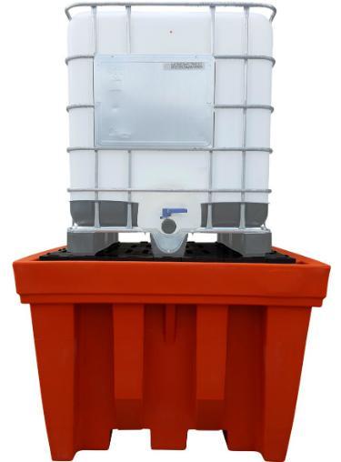 IBC Container Auffangwanne (PE) Gefahrstofflagerung