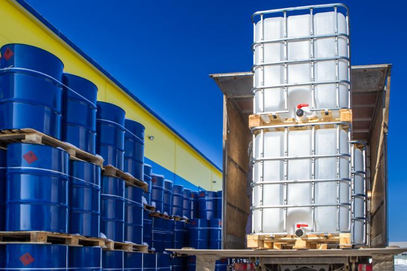 IBC Container und Faesser