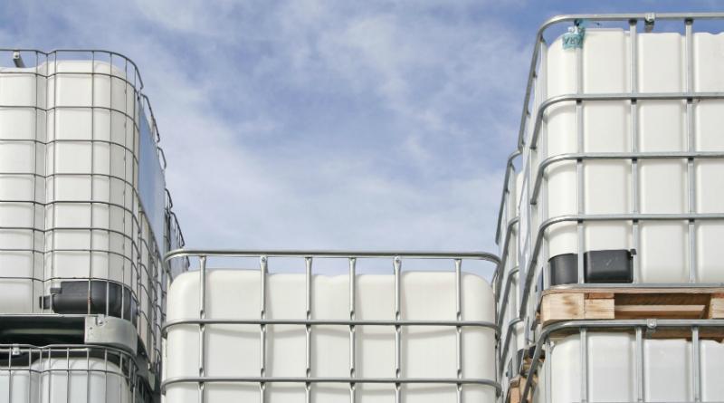 Gefahrenstoffe in IBC Containern