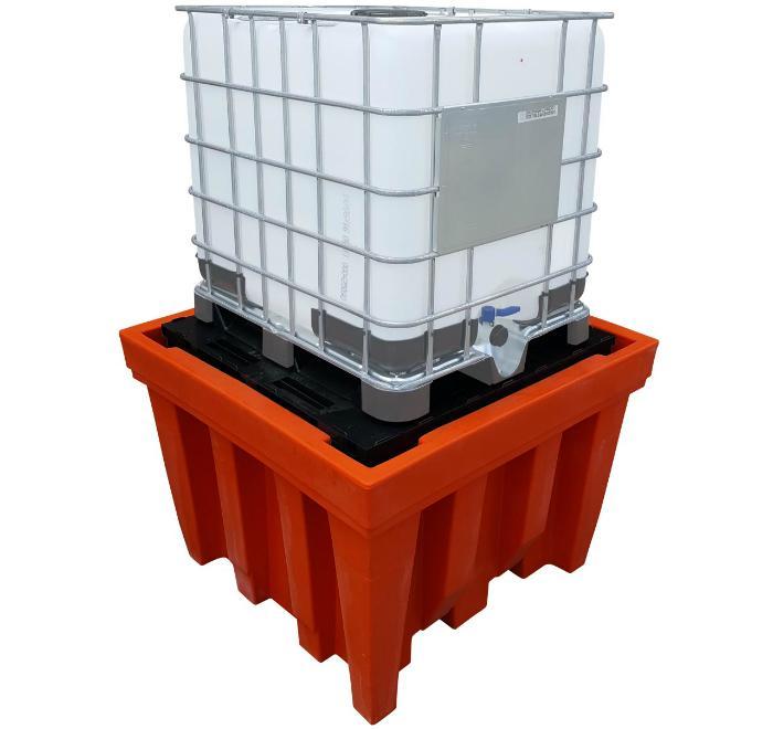 ibc-container-auffangwanne-pe-station-fuer-gefahrstofflagerung