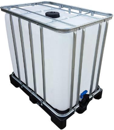800l IBC Container auf PE-Palette NEU