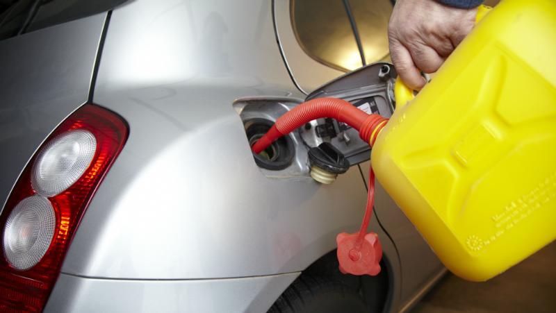 Bis zu 20 Liter Benzin sind in der heimischen Garage erlaubt