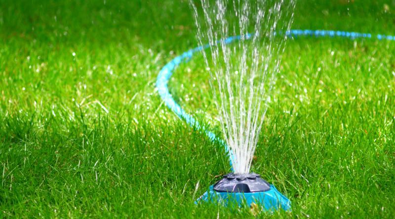 Die Möglichkeiten zur Gartenbewässerung sind vielfältig