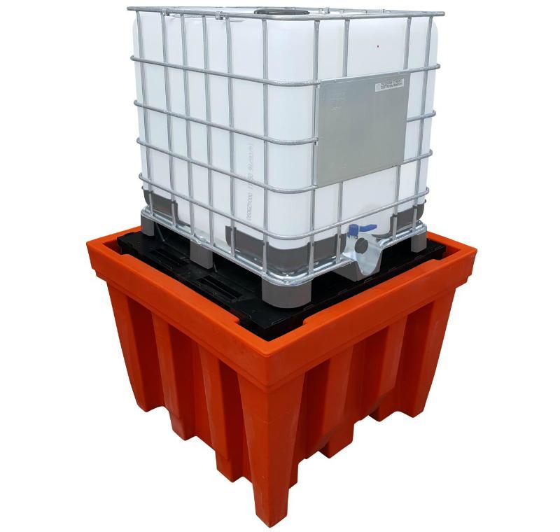 IBC-Auffangwanne-aus-PE-mit-1150l-Auffangvolumen-3-TRANS