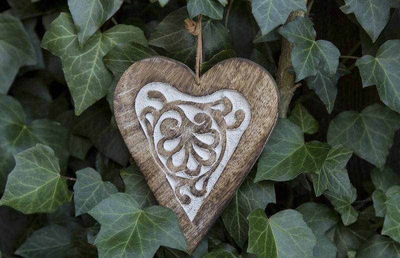 Mit Efeu bewachsen sieht der in Holz gekleidete IBC wunderschön aus