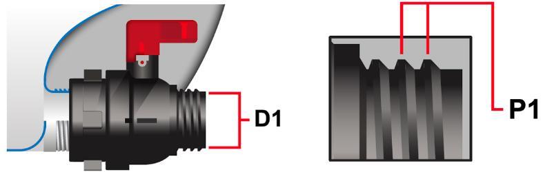 S60x6-Grobgewinde