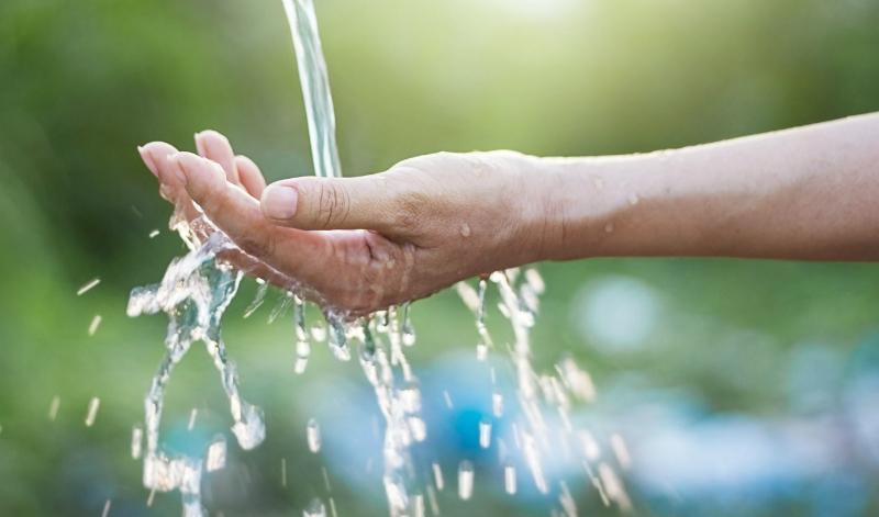 Sauberes Trinkwasser ist wichtig