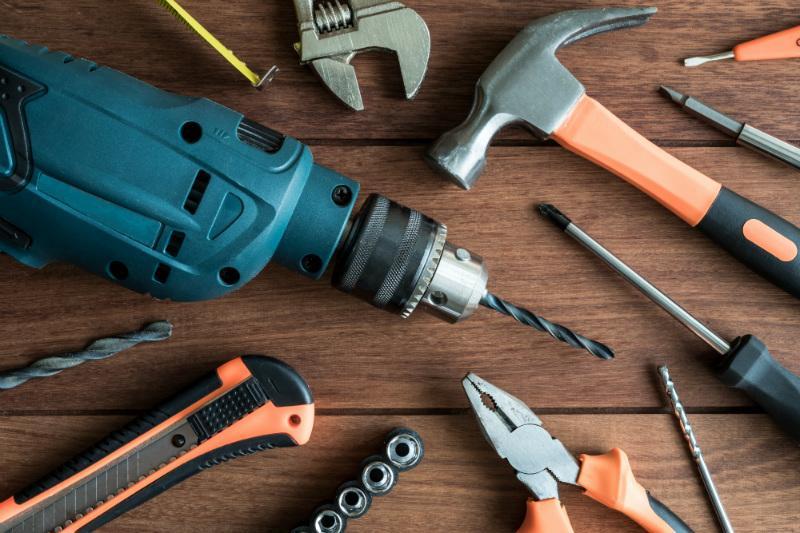 Werkzeug wird benötigt