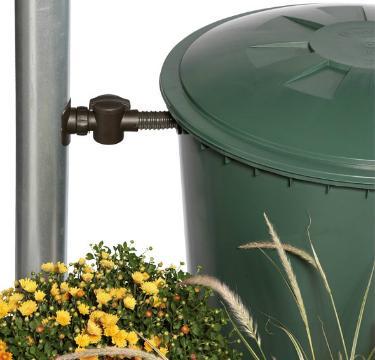 SPEEDY Regensammler für DN 70-100 Fallrohr bis 80m² Dachfläche