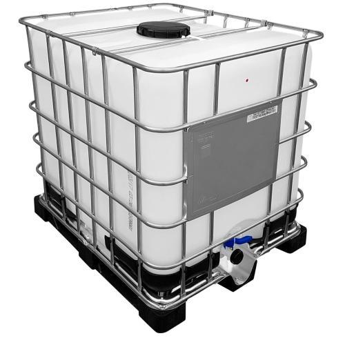 1000l IBC Container UN-Zulassung auf PE-Palette NEU