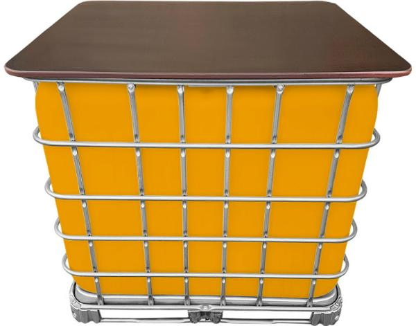 1000l LED Kubik® Stehtisch, EEK: A (von A+++ bis D) RGB
