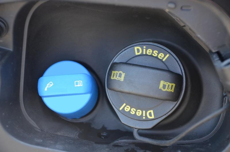 AdBlue und Diesel