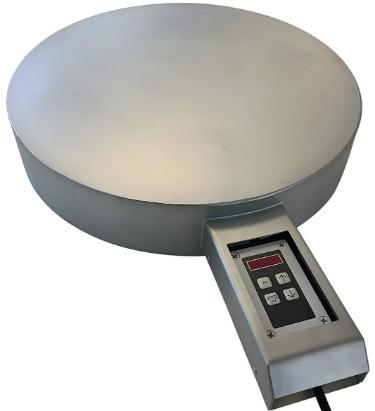 Fassbodenheizer 0 bis 120ºC (230V)