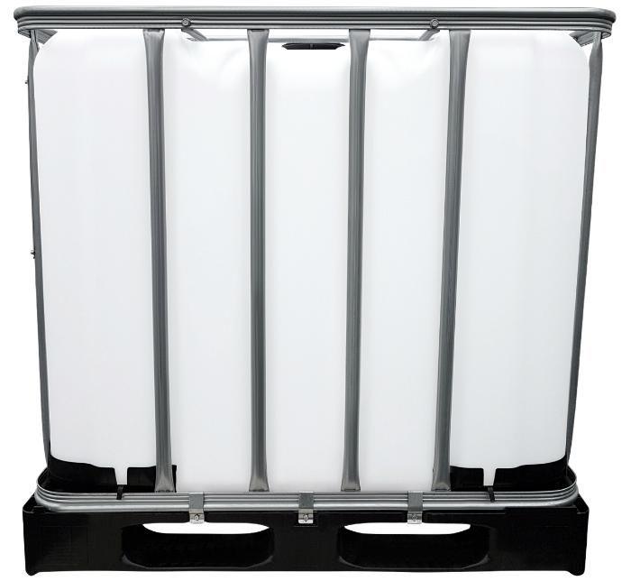 1000l IBC Container auf PE-Palette NEU