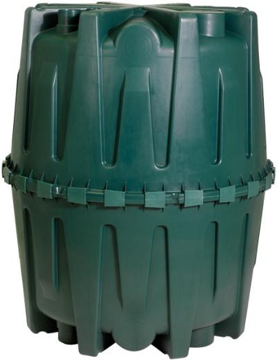 1600l Regenspeicher HERKULES-Tank für Erdeinbau geeignet