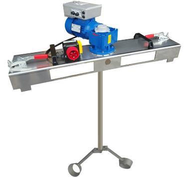 IBC Schneckengetrieberührwerk mit E-Antrieb 3000 m/Pas.- RK41235