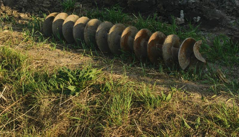 Brunnenbohrer