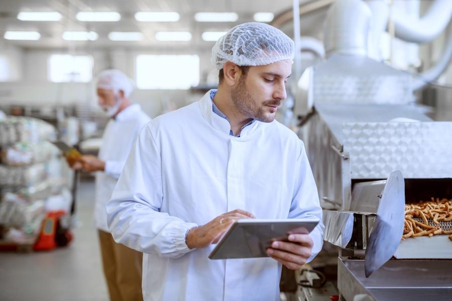 lebensmittelindustrie-hygienevorschriften-streng