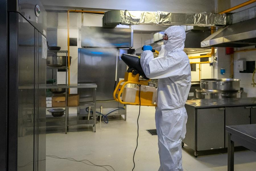 desinfektionsmittel-industrie