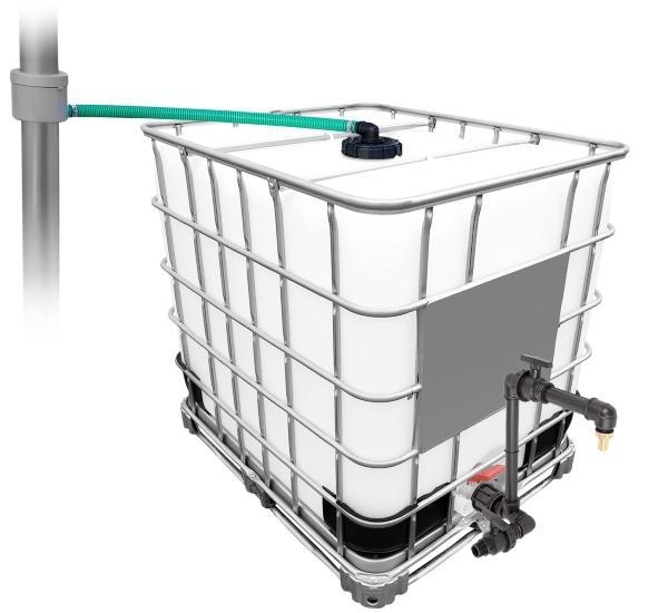 1000l-ibc-regenwassertank-mit-80m2-fallrohrautomat-schwanenhals-bewaesserungsanlage-bauen-garten