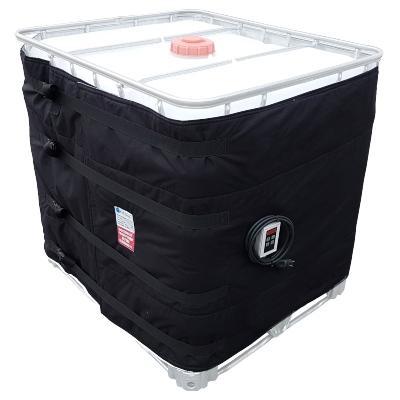 1000l IBC Heizmantel ibc-heizmatte-heizmantel-isolierhaube-containerheizung