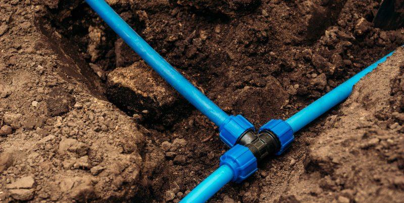 Pipeline Bewässerungssystem