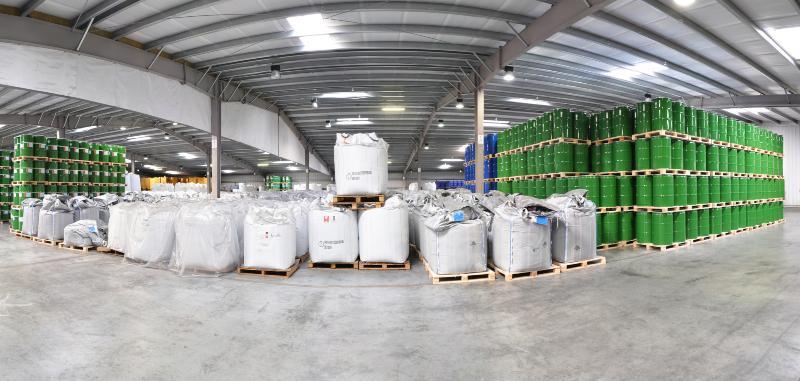 Lagerung von Gefahrstoffen