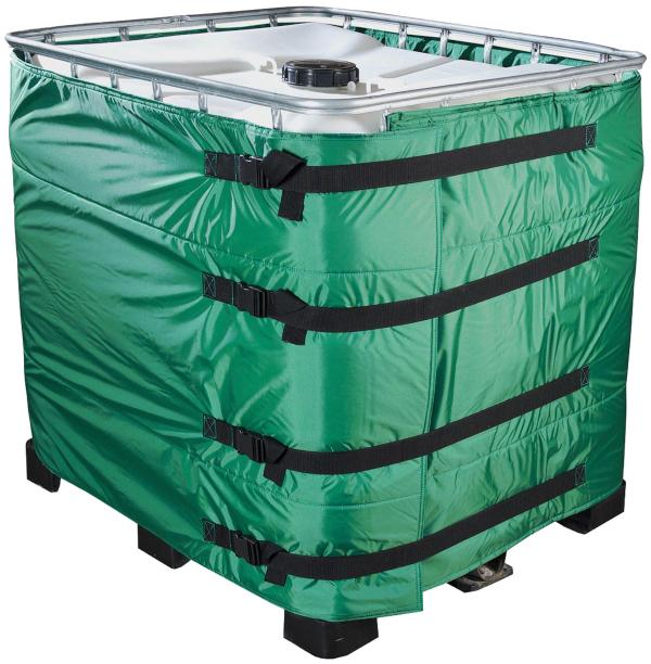 1000l IBC Isoliermantel | IBC Container bei Frost