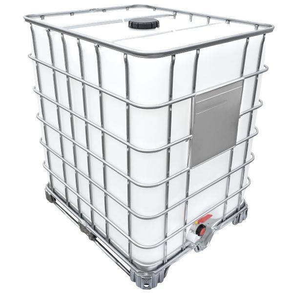 1250l IBC Container auf Stahlpalette NEU