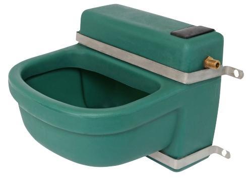 16 Liter Weidetränke mit Niederdruck Schwimmerventil