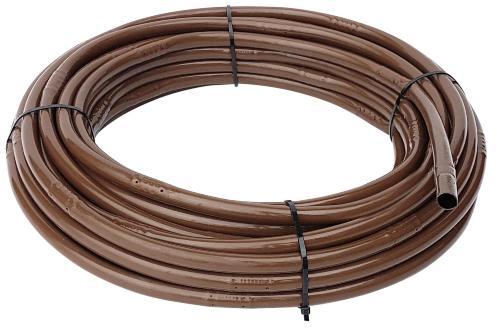 16mm (25m) Dripline Tropfrohr Tropfabstand 33cm für eine effiziente Hochbeet-Bewässerung