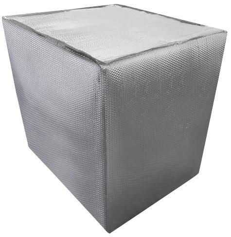 IBC Thermohaube Premium   IBC Container bei Frost