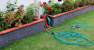 Gartenschlauch - No Torsion System in der Schlauchtechnik