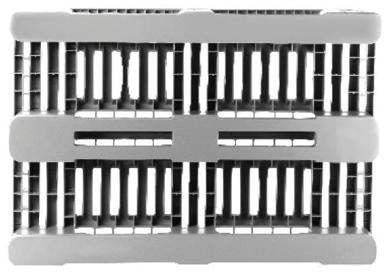 H1 Hygiene Europalette (mit Rand) 1200 x 800 mm - Kästen transportieren