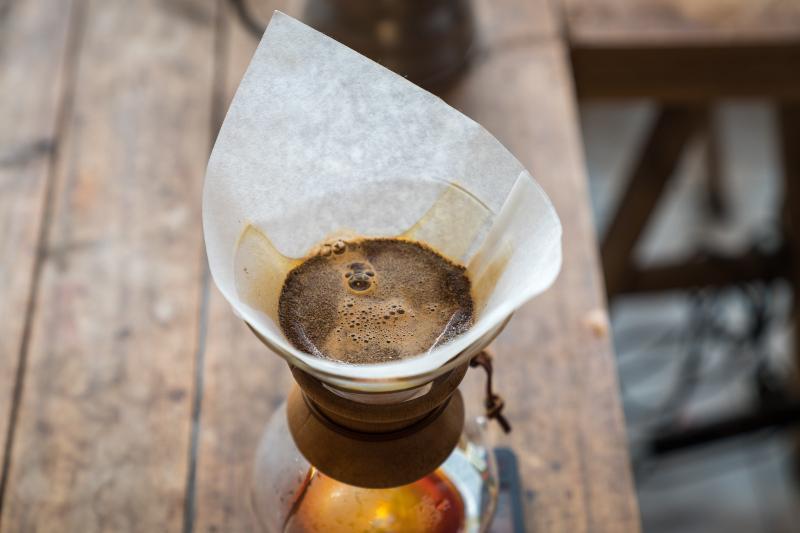 Kaffeefilter aus Papier