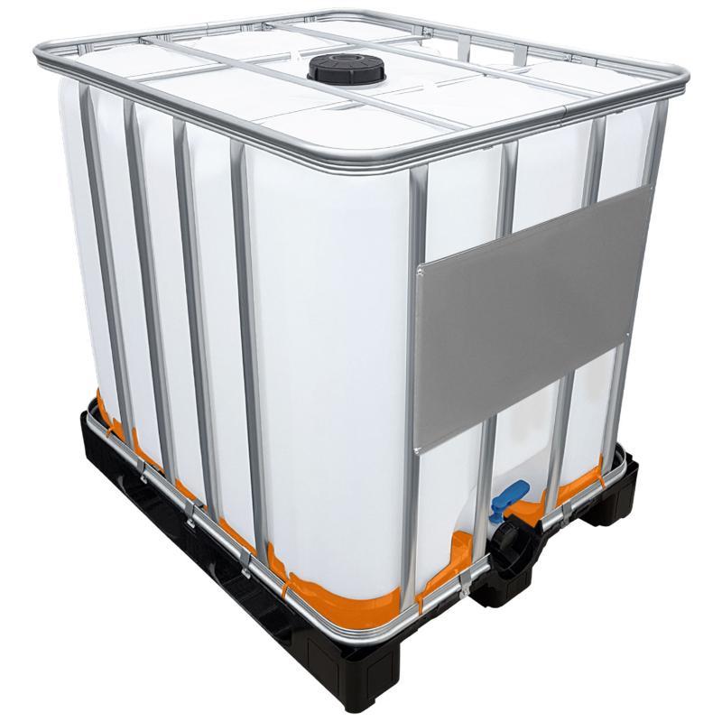 1000l IBC Container EX-Schutz auf PE-Palette NEU